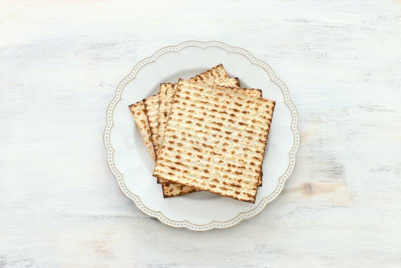 Vakantie van de het concepten de Joodse Pascha van de Pesahviering royalty-vrije stock fotografie