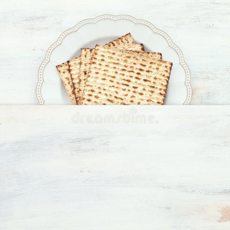 Vakantie van de het concepten de Joodse Pascha van de Pesahviering royalty-vrije stock foto