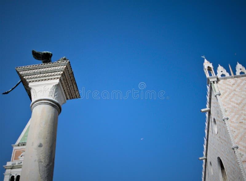 Vakantie in Venezia stock foto