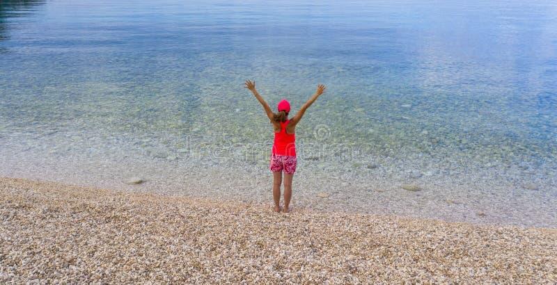 Vakantie of vrijheidsconcept royalty-vrije stock foto's