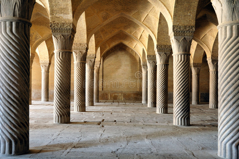 vakil мечети стоковая фотография rf