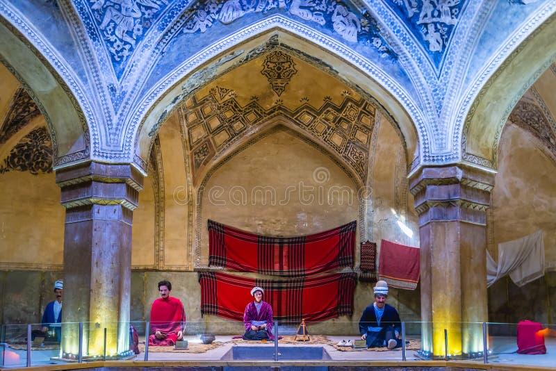 Vakil-Bad in Shiraz lizenzfreie stockfotografie