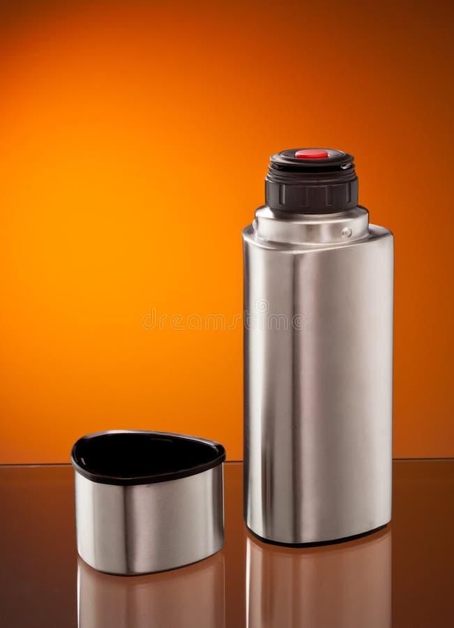 Vakuumflasche lizenzfreies stockfoto