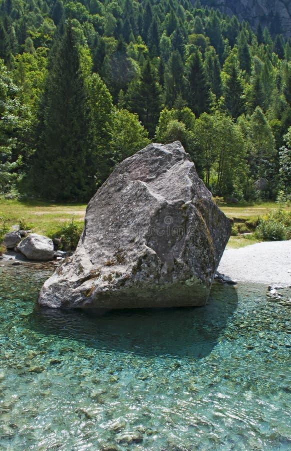 Val di Mello, Val Masino, Valtellina, Sondrio, Italy, Europe stock photography