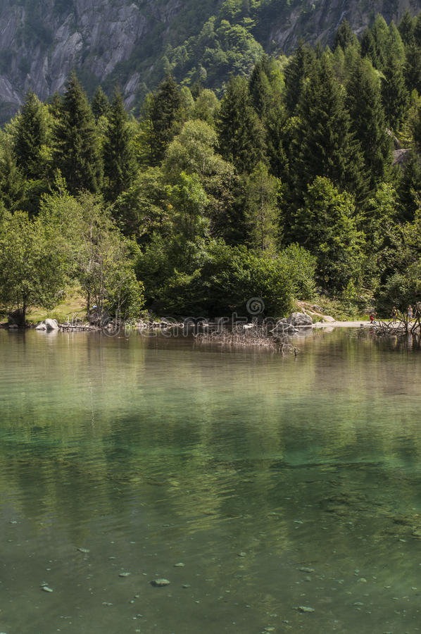 Val di Mello, Val Masino, Valtellina, Sondrio, Italy, Europe royalty free stock photography