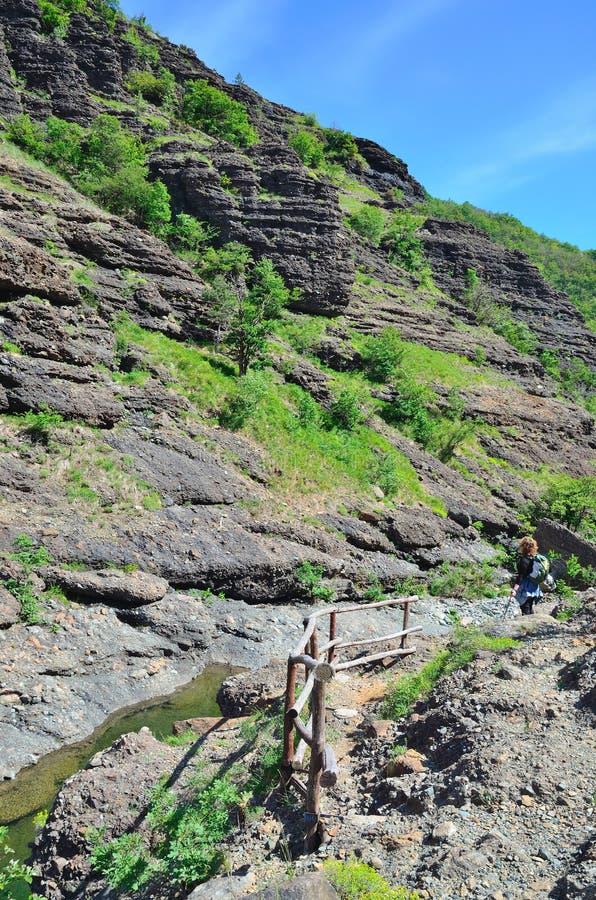 Download Val gargassa stock photo. Image of canyon, nature, mediterranean - 32464450