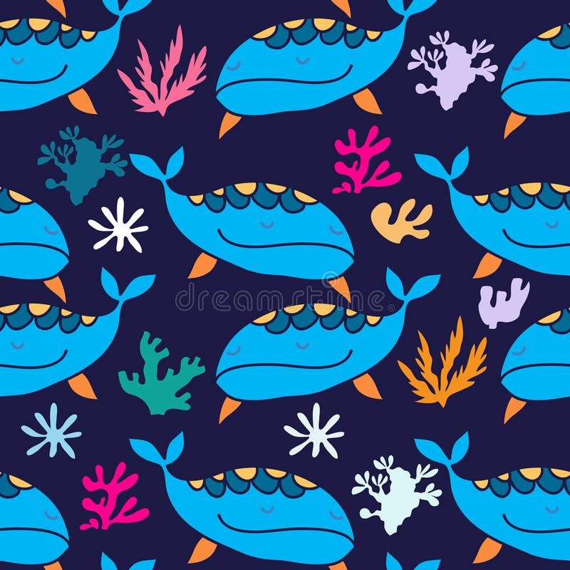 Val pattern2 stock illustrationer