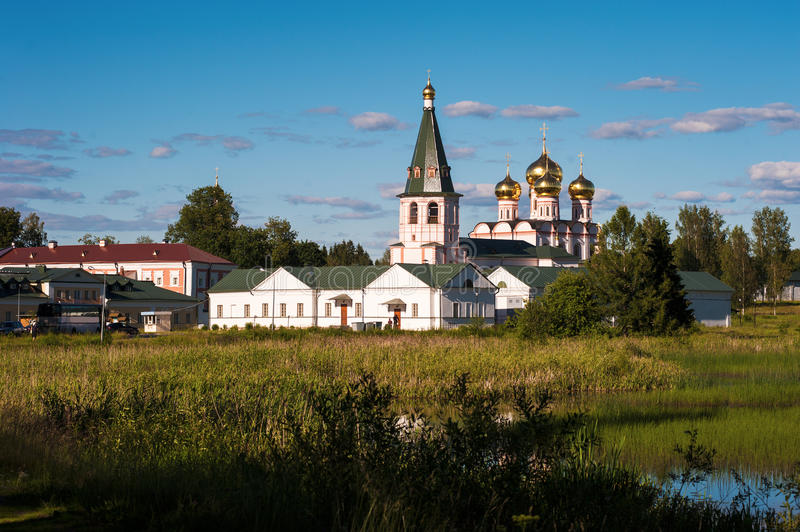 Download Valday Iversky Monastery stock image. Image of culture - 33067861