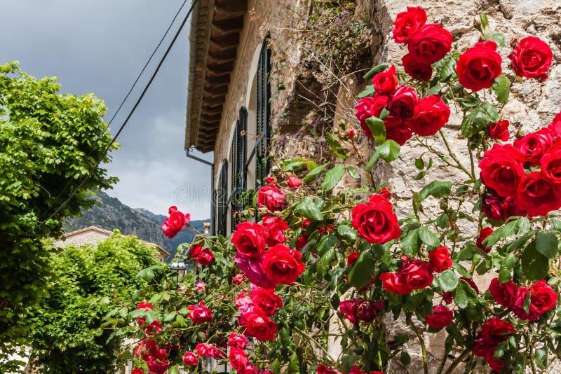Valdemossa em Mallorca imagem de stock