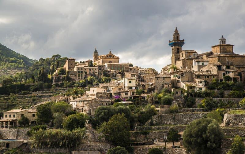 Valdemossa, Mallorca, Espanha foto de stock