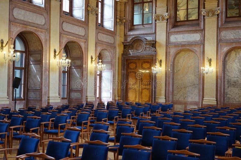 valdstejn prague дворца стоковая фотография rf