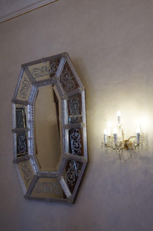 valdstejn prague дворца стоковое фото rf