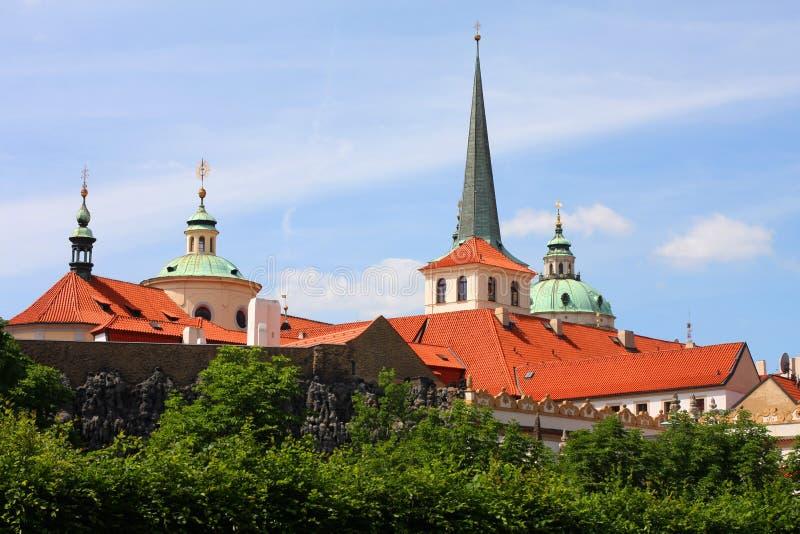 Valdstejnska Zahrada imagenes de archivo