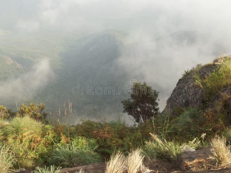 Vale de Kurunjimalai foto de stock royalty free