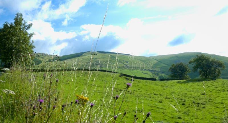 Vale de Shap, Cumbria imagens de stock royalty free