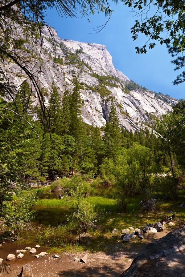 Vale de Yosemite imagem de stock