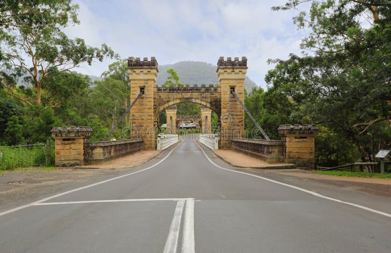 Vale do canguru da ponte de Hampden fotos de stock royalty free
