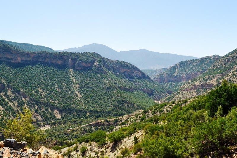 Vale do paraíso Agadir fotografia de stock royalty free