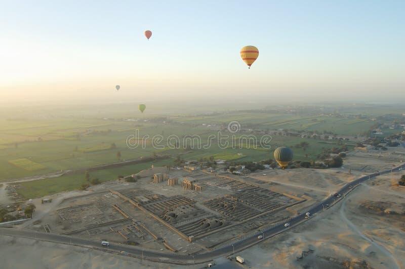 Vale dos reis - Luxor - Egito imagens de stock