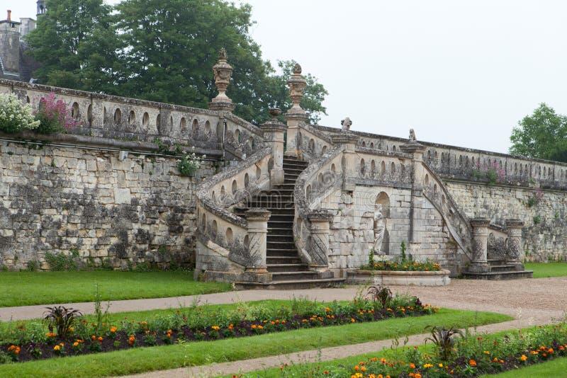 Download Valencaykasteel In De Vallei Van De Loire, Stock Afbeelding - Afbeelding bestaande uit kasteel, frans: 39105761