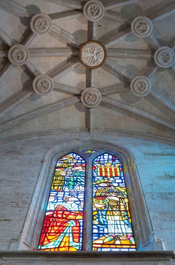 Valence et ses architectures antiques et ultramodernes photo stock