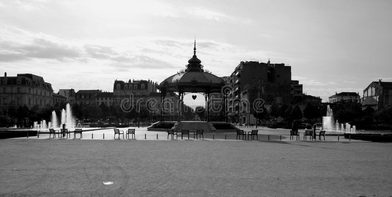 Valence- France imagens de stock royalty free