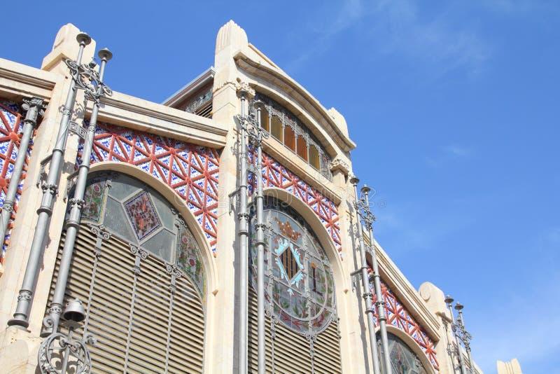 Download Valencia stock photo. Image of market, mercado, building - 21641038