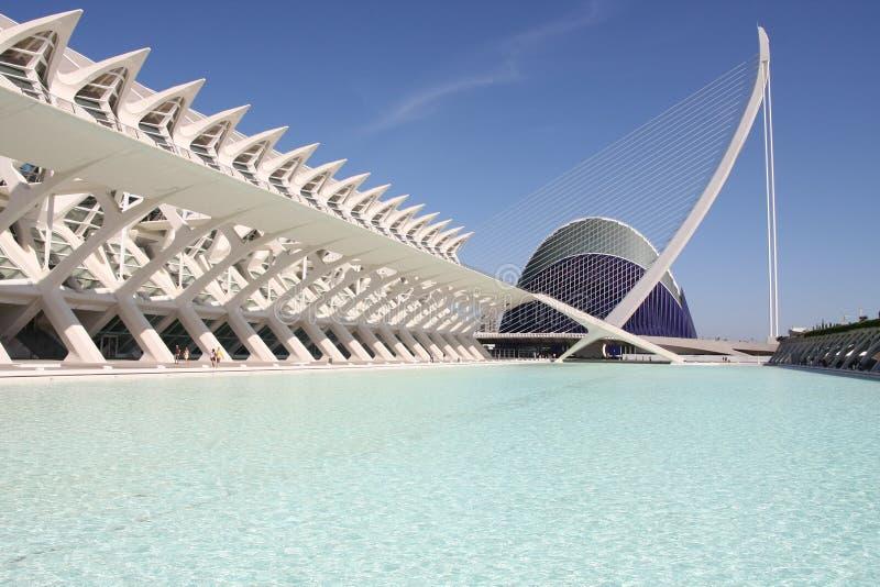 In Valencia stock fotografie