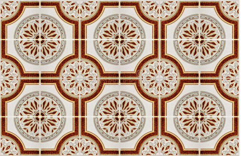 Valencia azulejos stockfotografie