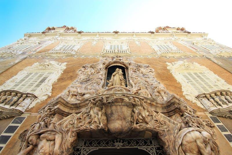 Valencia Cathedral fotos de stock royalty free