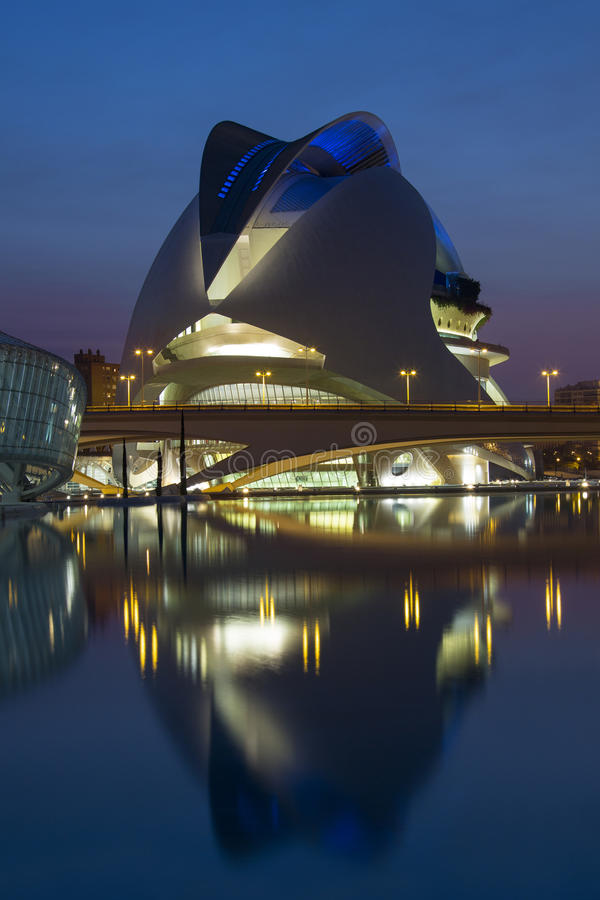 Download Valencia - City Of Arts & Sciences - Spain Editorial Photography - Image: 26610212
