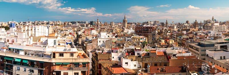 Valencia Panoramic stockfotografie