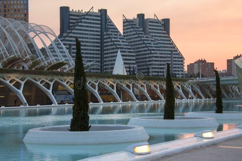 Valencia - Spain royalty free stock photos