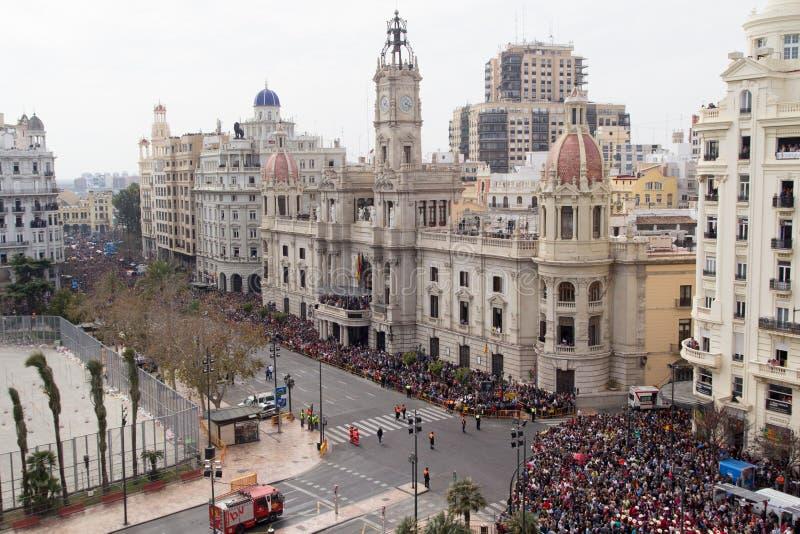 Valencia Spain royalty free stock photos