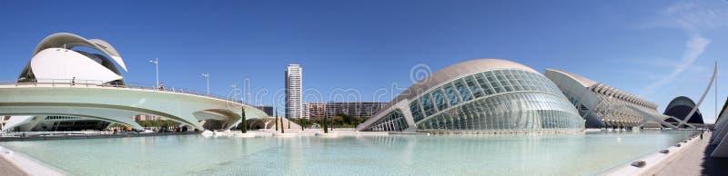Valencia Spanien arkivbild