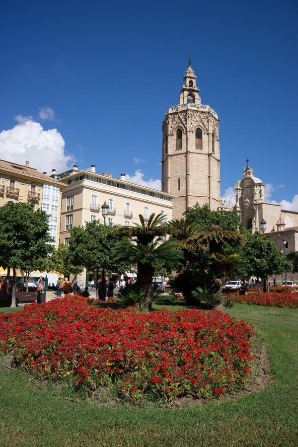 Valencia, Spanien lizenzfreies stockbild