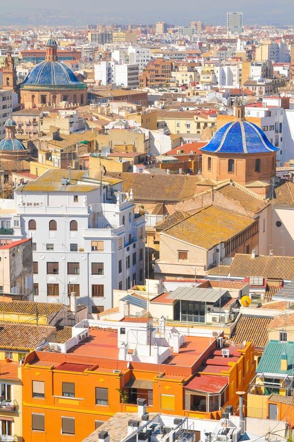 Valencia, Spanje royalty-vrije stock afbeeldingen