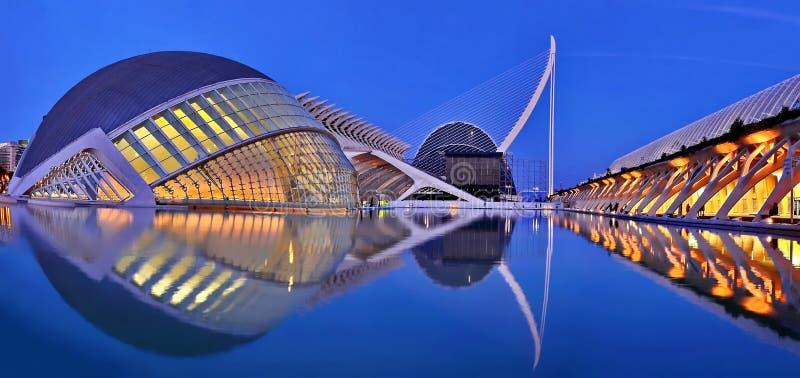 Valencia, Spanje royalty-vrije stock foto