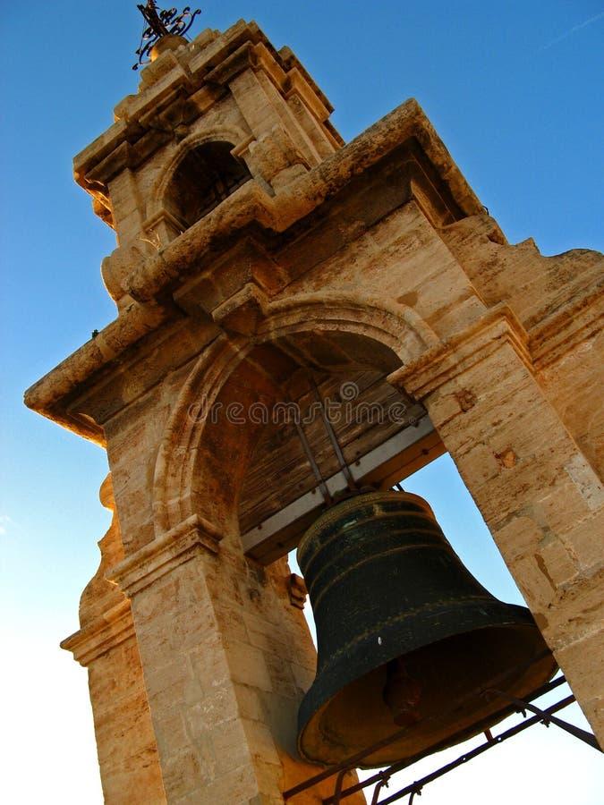 Valencia, torretta 02 di Miguelete immagini stock libere da diritti