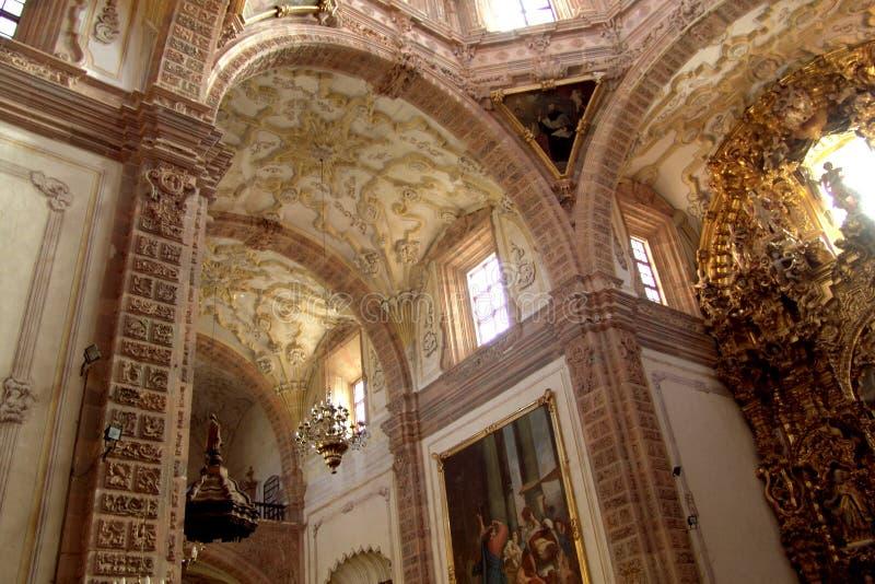 Valenciana Church royalty free stock photography
