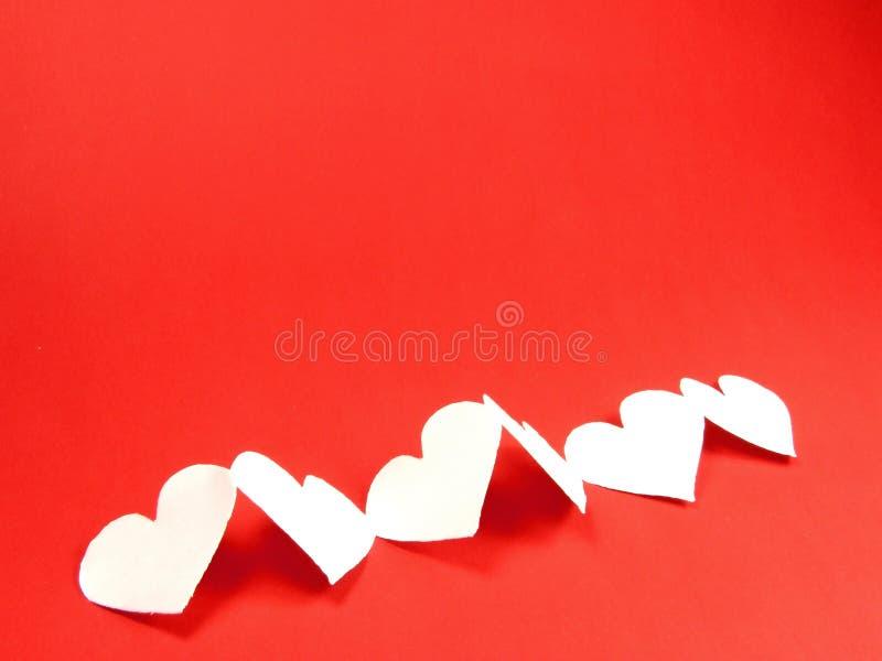 Valentijnskaart hearst stock afbeeldingen