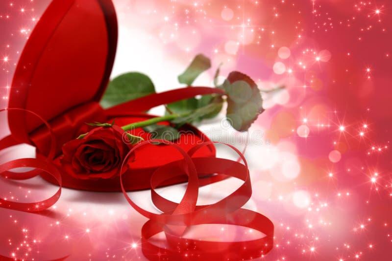 Valentijnskaarten royalty-vrije stock afbeeldingen