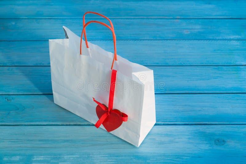 valentijnskaartengift royalty-vrije stock foto