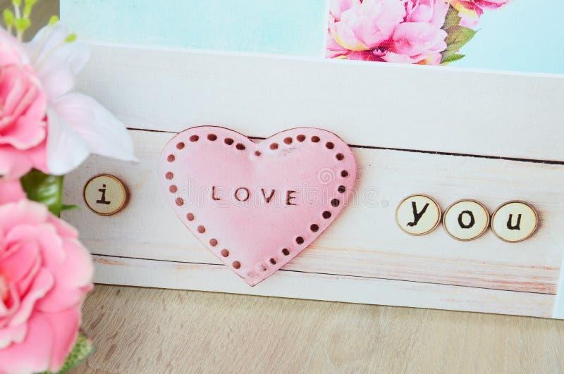Valentim do amor imagem de stock royalty free