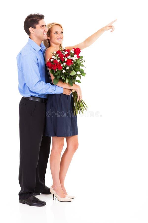 Valentin dag royaltyfria foton