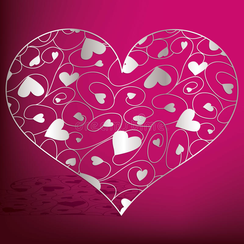 Valentin dag! vektor illustrationer