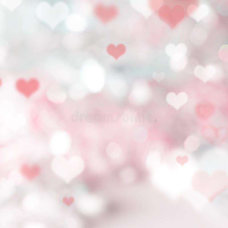 Valentin dnia tło zdjęcie royalty free