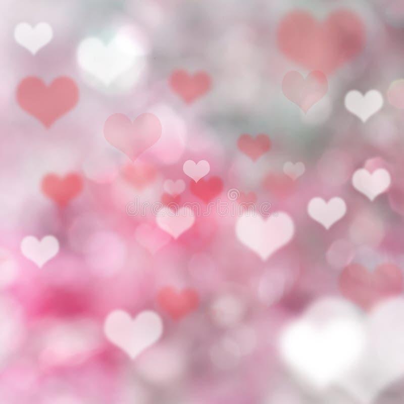 Valentin dnia tło obrazy royalty free