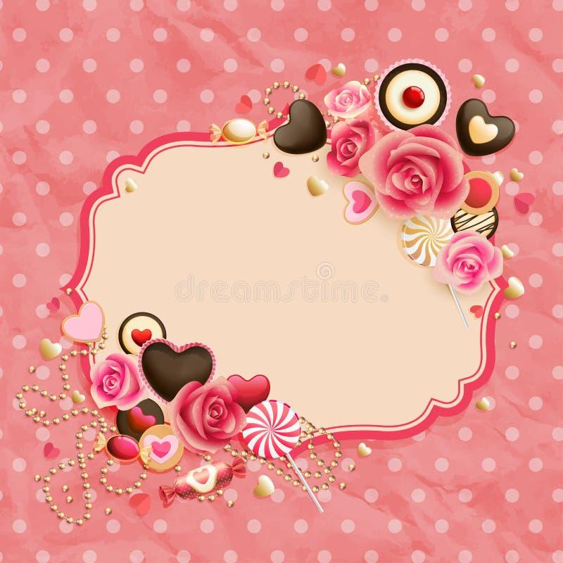 valentin för dag s stock illustrationer