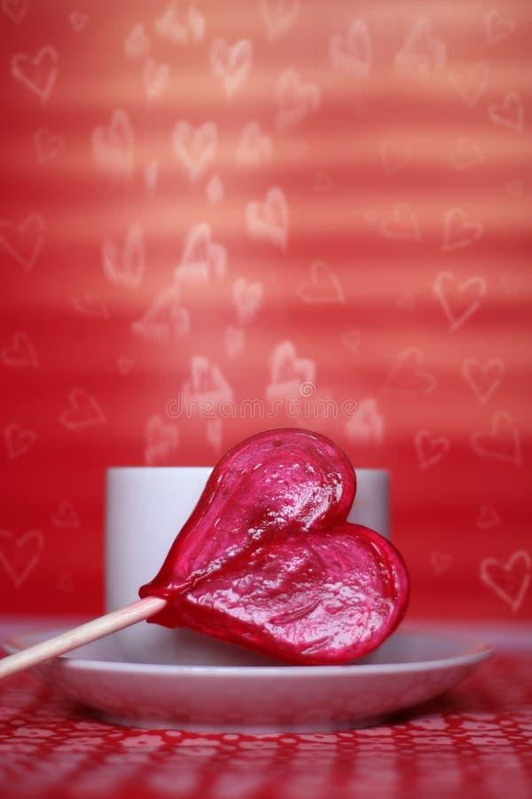 Download Valentin för kort s arkivfoto. Bild av hälsning, förälskelse - 506070